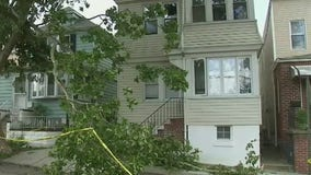 Tornado hits Queens