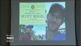 Scott Beigel honored in hometown
