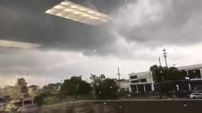 Tornado touches down in Springfield, New Jersey