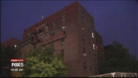 Legionnaires' disease cases in Queens