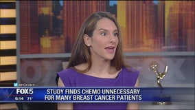 Breast cancer study discussion