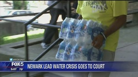 Newark water crisis heads to court