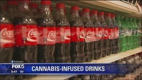 CBD-infused Coca-Cola?