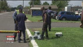 Activists attempt to drop off lead-free water at NJ prison