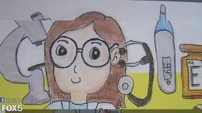 NYC girl is Google Doodle finalist