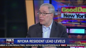 Comptroller Stringer Plan on Fixing Lead in Public Housing