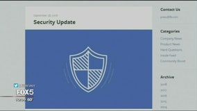 Facebook security breach