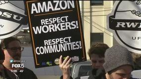Amazon dumps NYC