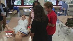 Teachers learn first responder skills in White Plains