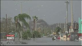 Puerto Ricans relocate