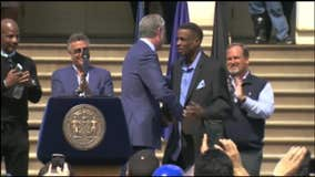 Doc Gooden gets key to city