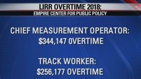 MTA excessive overtime