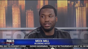 Portion of Meek Mill interview on Good Day New York