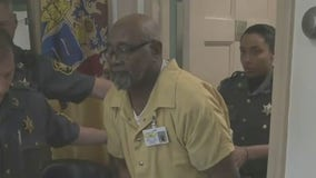 Bus driver pleads in crash that killed teacher, student