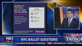 Ballot Questions in NYC, NJ, CT