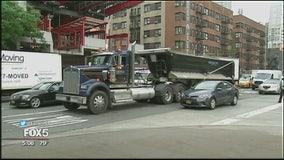 Congestion pricing in Manhattan