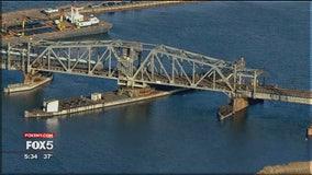 Aging Portal Bridge fails again