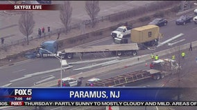 Route 17 Closure in Paramus
