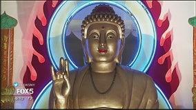 NYC Houses of Worship: Mahayana Buddhist Temple