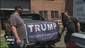 Trump voters remain loyal