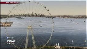 Ferris wheel on Staten Island