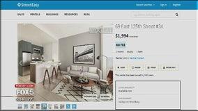 Deals on rentals in New York City