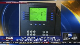 Cuomo vows to overhaul MTA board amid time clock sabotage