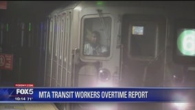 Report: MTA workers brought in almost $1B in overtime in 2018