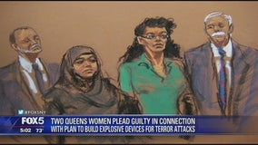 2 NYC women caught in 2015 terrorism sting plead guilty