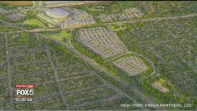 NY Islander's new home in Belmont Park draws opposition