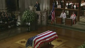 Funeral for a president
