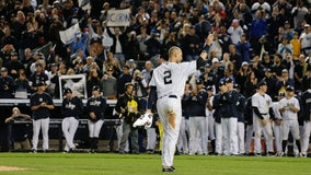 Derek Jeter elected to baseball Hall of Fame