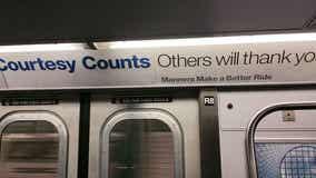 2 men stab each other on Midtown subway platform