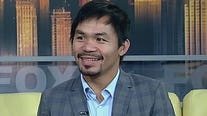 Manny Pacquiao to run for Philippine president