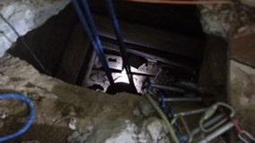 Feds find cross-border drug tunnel under KFC restaurant