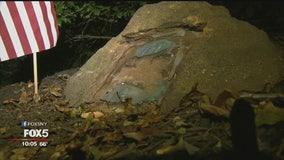 3 bronze plaques stolen from 9/11 memorial in New Jersey