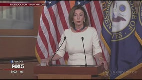 Pelosi says complaint shows Trump was engaged in a cover-up