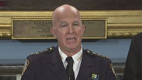 Former NYPD Commissioner O'Neill to serve as coronavirus adviser
