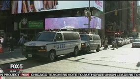NYPD tries to address suicide risk among officers