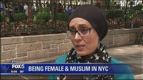 Being Muslim and female in New York