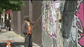 Citywide program offers free graffiti removal