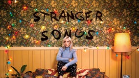 Singer and 'Stranger Things' superfan Ingrid Michaelson drops an entire album inspired by the show