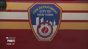 5 firefighters injured in Upper East Side high-rise blaze