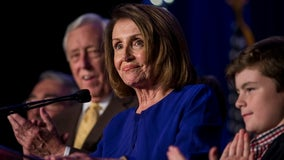 Pelosi nominated by House Democrats to lead them in new Congress