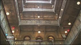 Inside the Beekman Hotel, luxury meets history