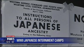 Internment camp survivor relives past, hopes history won't repeat itself | The Human Race