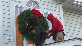 Decorating homes for the holidays | Jen at Work