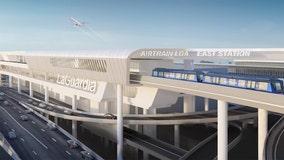 FAA approves controversial LaGuardia AirTrain