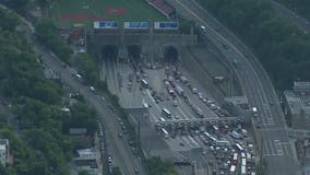 NJ plan would pay drivers for NYC 'congestion' toll