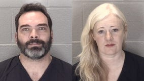 Couple accused of abandoning adopted daughter, 11, claims she was actually 22-year-old scammer